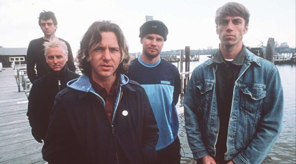 The Seattle rock band Pearl Jam announces a new album and tour.