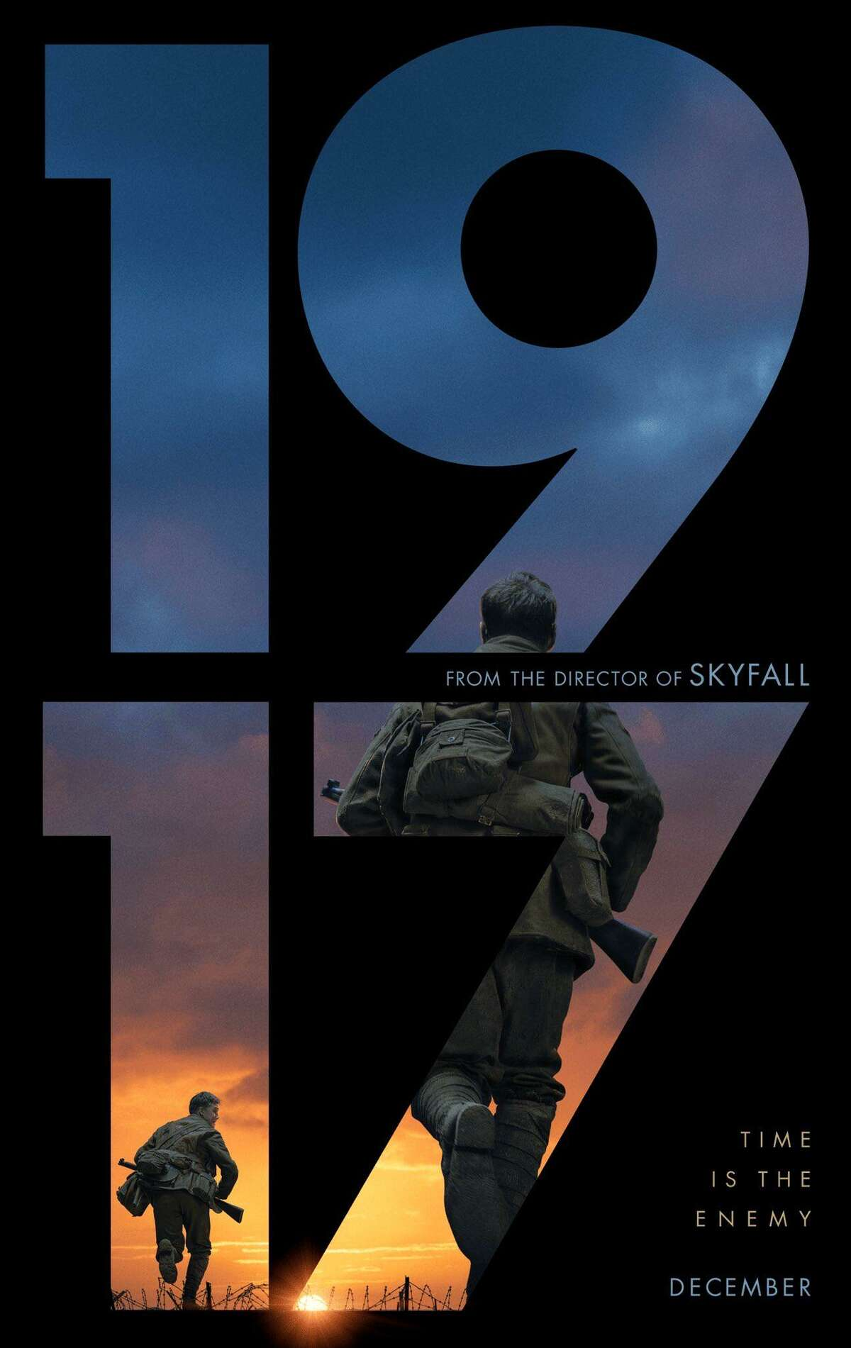 Ten Nominations (Best Picture, Best Director, Original Screenplay, Production Design, Cinematography, visual effects, Sound Mixing, Sound Editing, Original Score, Makeup and Hair) The World War I epic, which tells a story in real-time through the appearance of a single, unedited take, isstill playing in theaters.