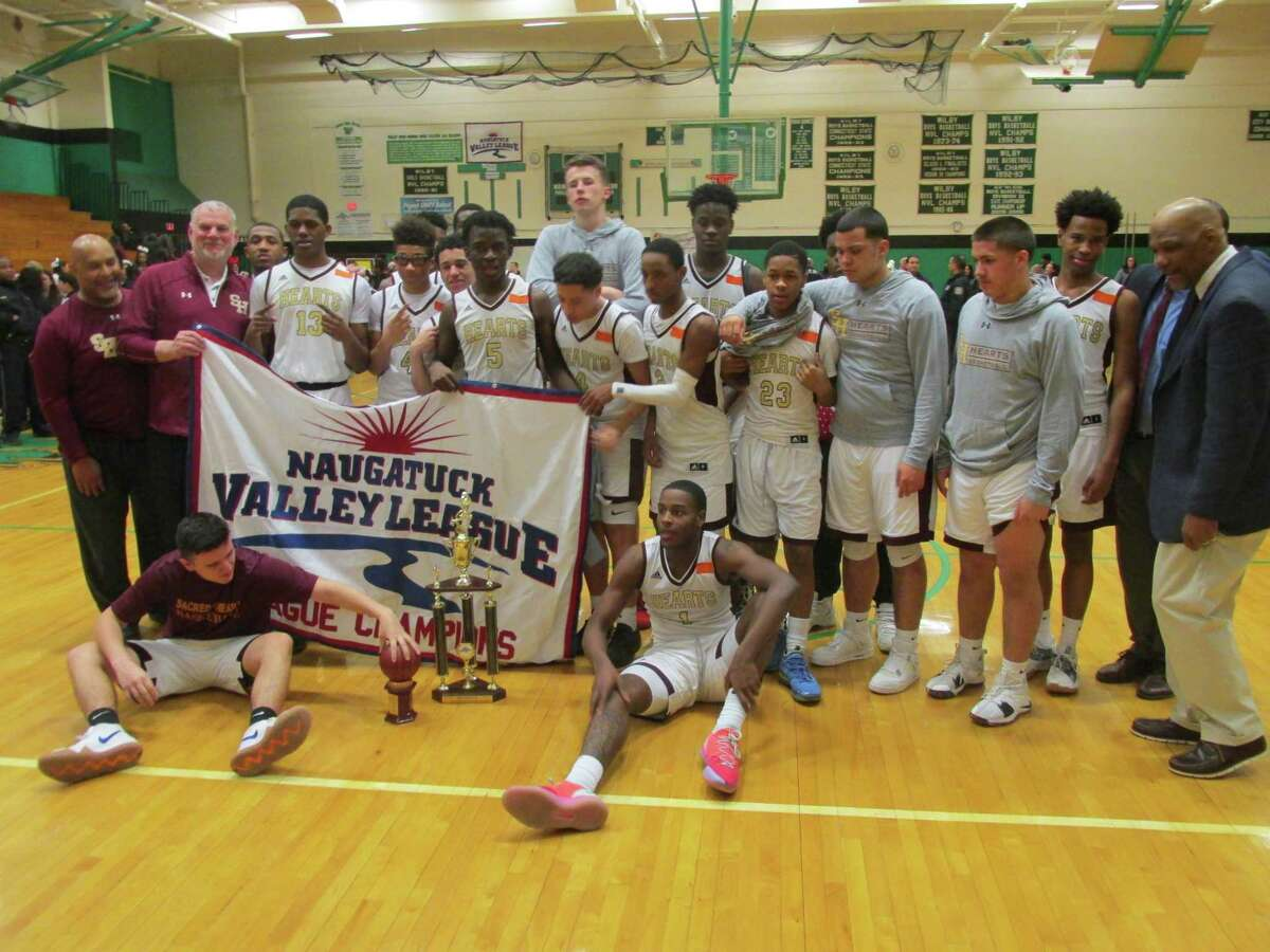 Sacred Heart won its fifth straight NVL tournament crown by defeating Torrington Wednesday night.