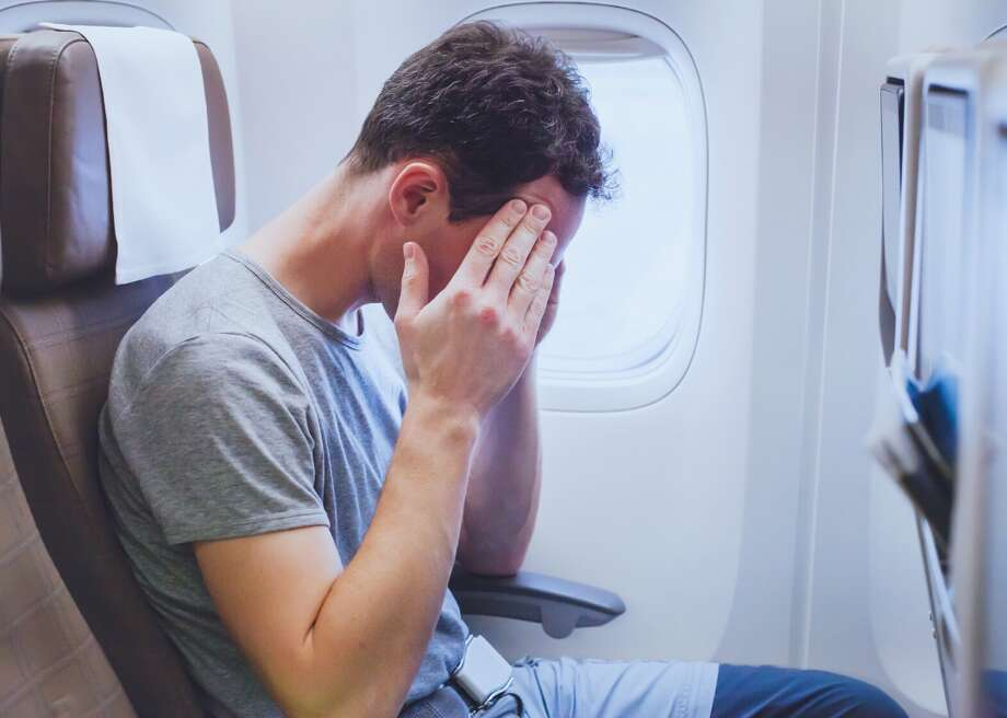 15 ways air travel can affect your health Photo: Song_about_summer // Shutterstock