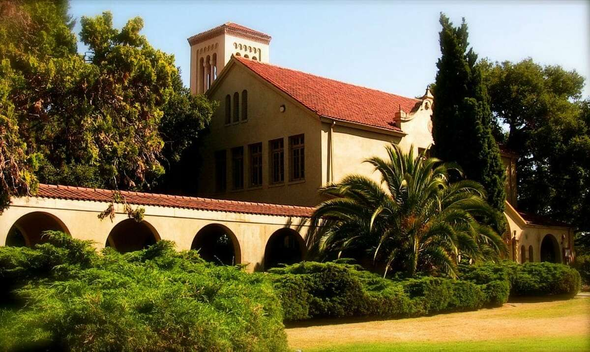 FILE PHOTO: Palo Alto High School.