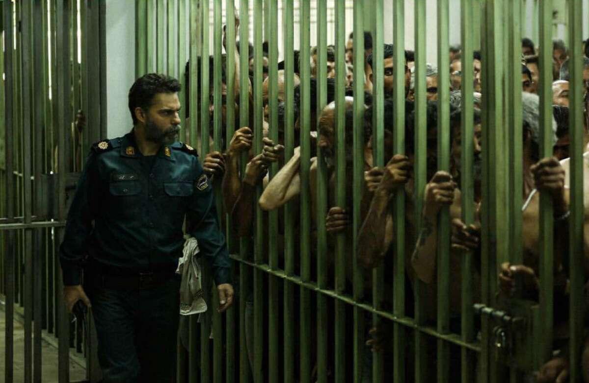 Payman Maadi in the Iranian film