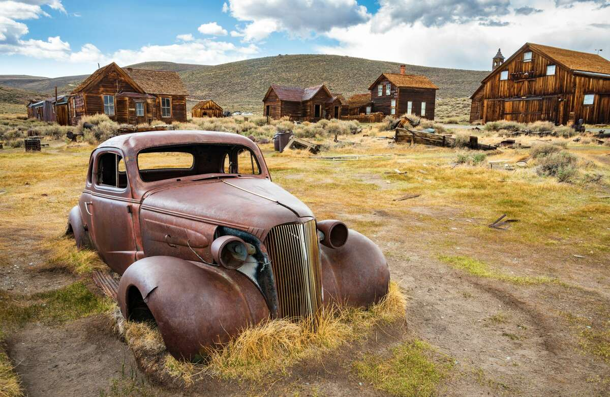 49 things to see in California before you die BodieMono County Once a boomtown of the Gold Rush era, Bodie is now a certified ghost town. The last residents left more than 50 years ago. Some parts of the town have been preserved in
