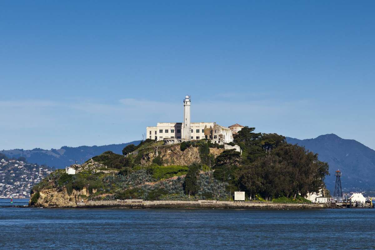 Alcatraz will resume tours on Monday, Aug. 17. Because of the pandemic, however, visitors will not be allowed inside the main cellblock.