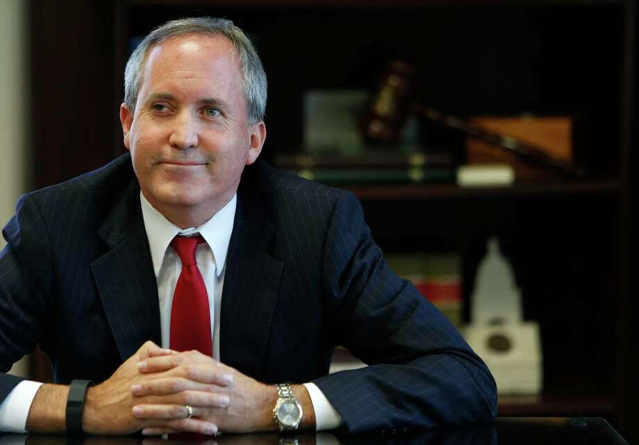 Texas Attorney General Ken Paxton is fighting efforts to expand mail-in voting during the pandemic. But the virus doesn't discriminate between Democrats and Republicans, and all voters would benefit from the option. Photo: Mark Mulligan /Houston Chronicle / © 2015 Houston Chronicle