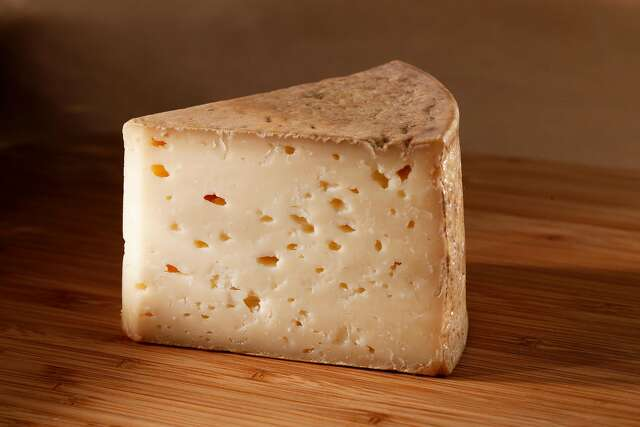 The reserve version of Pennyroyal Farm's Boont Corners cheese won a Good Food Awards honor.