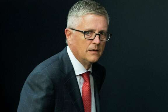 Fomer Astros general manager Jeff Luhnow insists in a lawsuit he had no knowledge of the sign-stealing scheme that got him fired.
