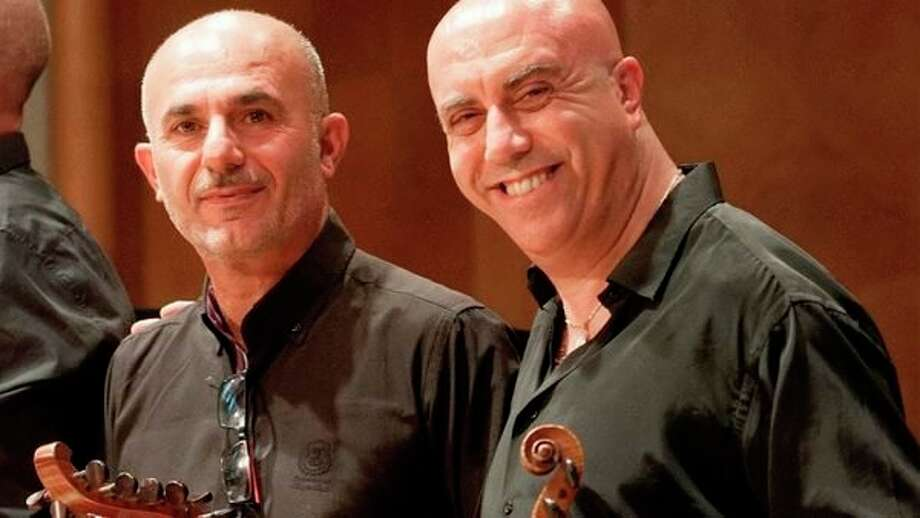 Wednesday, Jan. 15: Evening of music and conversation with Arab-Jewish ensemble Shesh Besh is set for 7 p.m. in the Fellowship Hall of  United Church of Christ, 4100 Chestnut Hill Drive, Midland. The event is free and unticketed. The group will perform Thursday, Jan. 16, at a ticketed concert. (Photo provided/Midland Center for the Arts)