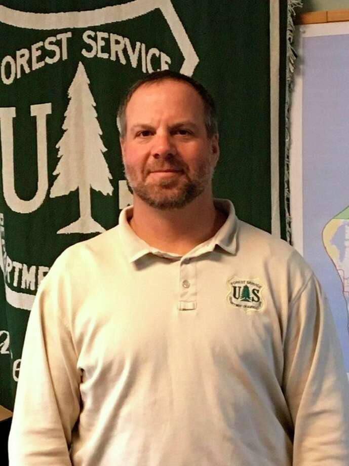Scott Peedle has reported for duty as the new Cadillac/Manistee District Ranger for the Huron-Manistee National Forests. (Courtesy Photo)