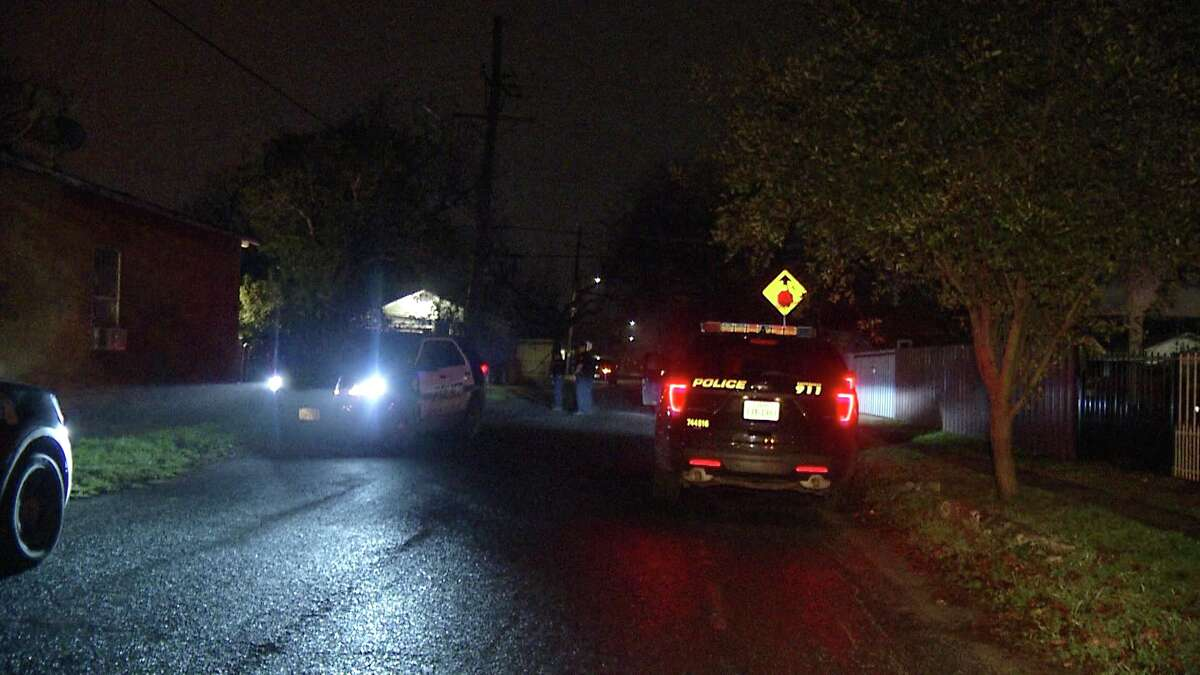 A man was stabbed near the 1900 block of Lennon Avenue for allegedly attempting to stop a drunk woman from leaving with kids in the car.