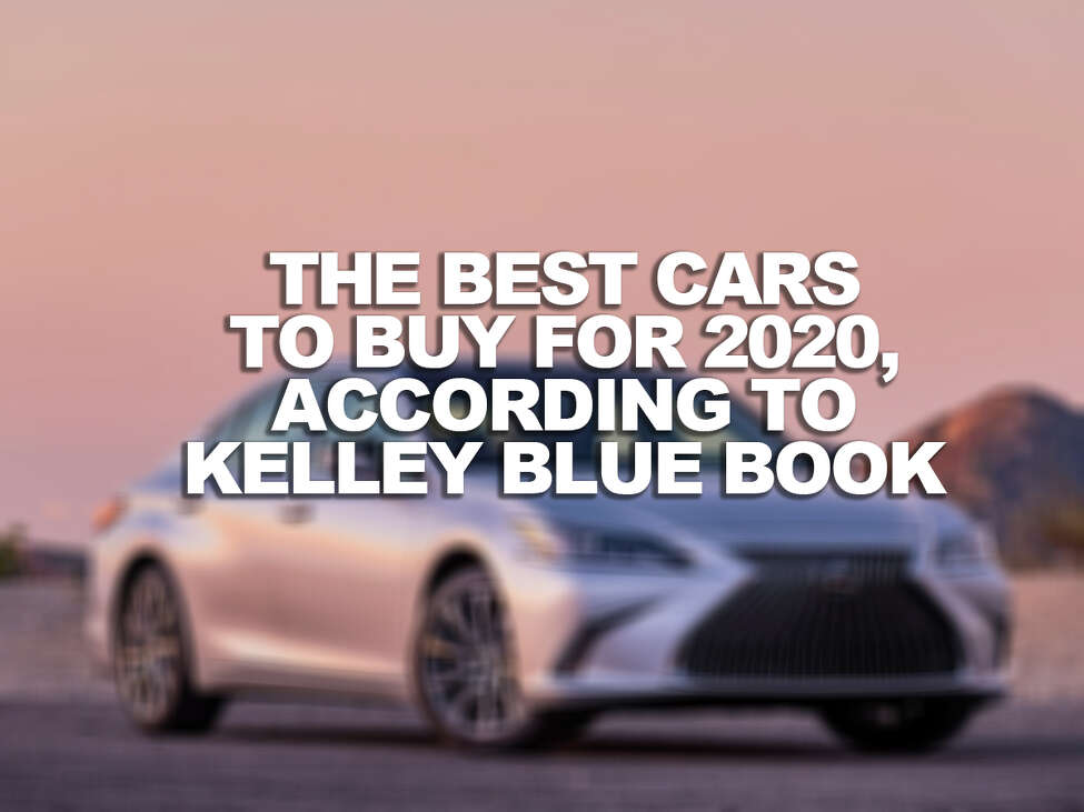Click through the slideshow to see the best cars to buy for 2020, according to Kelley Blue Book.