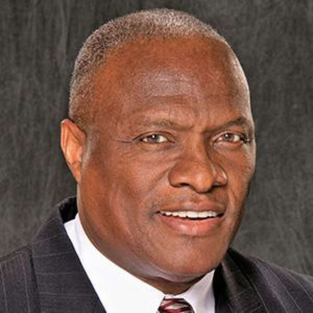 Thomas Coley, regional president of Gateway, Housatonic and Norwalk Community Colleges