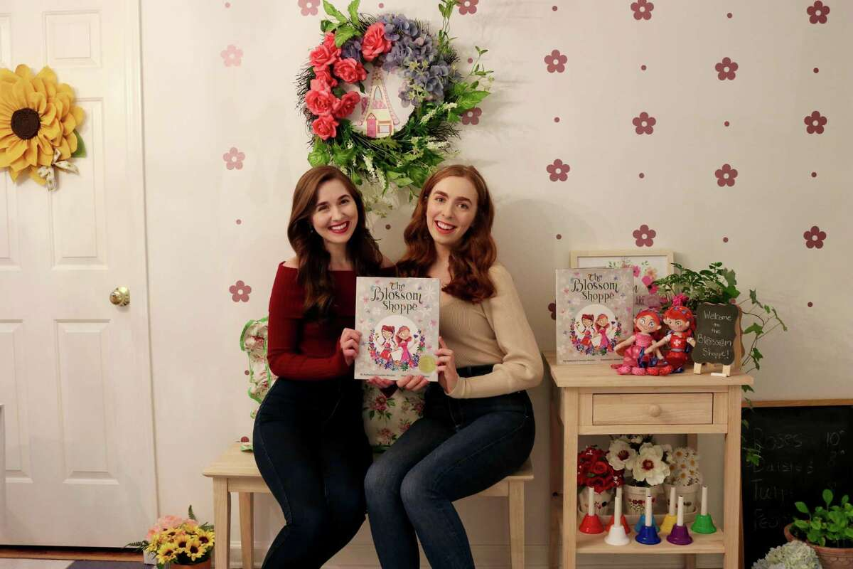 Twin sisters Katherine and Caroline Brickley have developed a business called the Blossom Company in their home in New Canaan. They started a campaign called #IAmBlossom to encourage children to celebrate their one-of-a-kind qualities and abilities. They were interviewed in January 2020.
