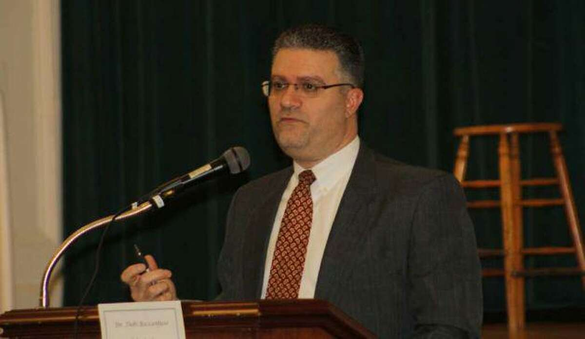 Richard J. Colangelo, Jr., state's attorney for the Stamford-Norwalk Judicial District, which covers Greenwich, Stamford, Darien, New Canaan, Westport, Weston and Wilton.