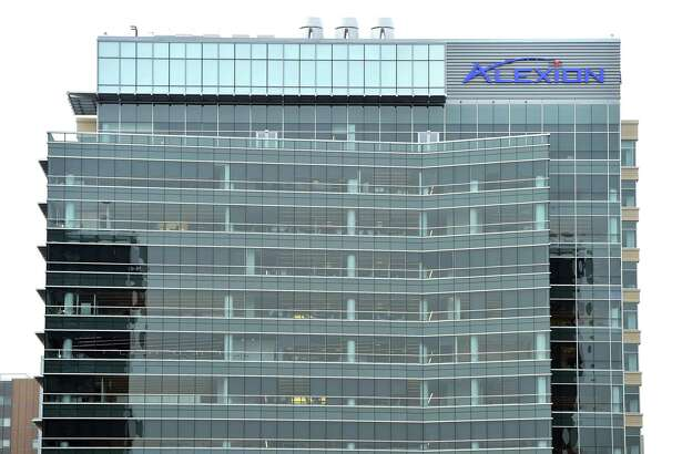 Alexion Pharmaceuticals in New Haven