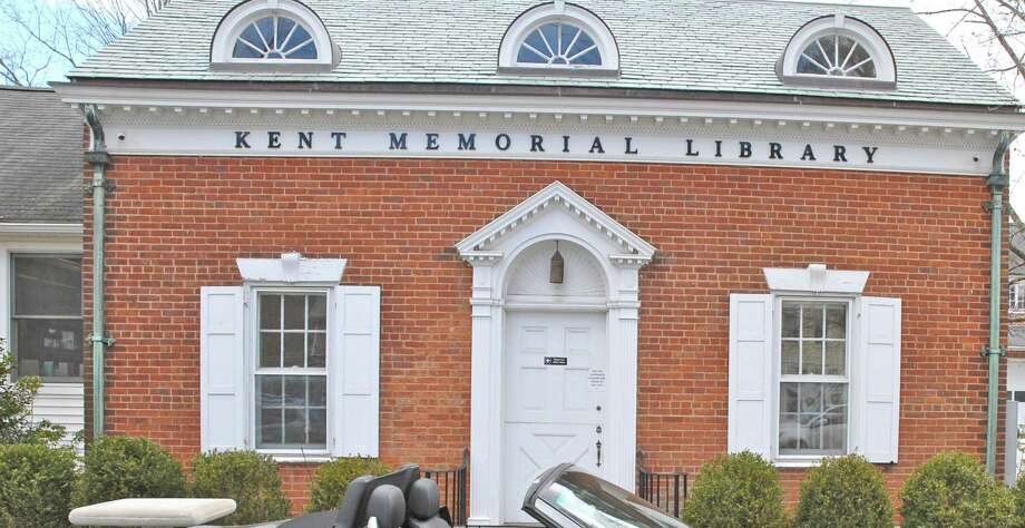 Kent Memorial Library at 32 North Main Street in Kent, Conn. Photo: Ray Olsen Photography