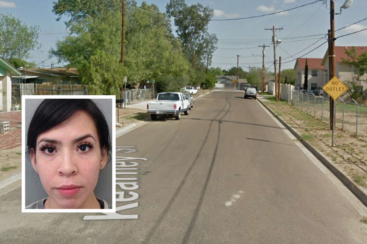 A woman was arrested for allegedly assaulting another female while they were inside a restroom, according to Laredo police.