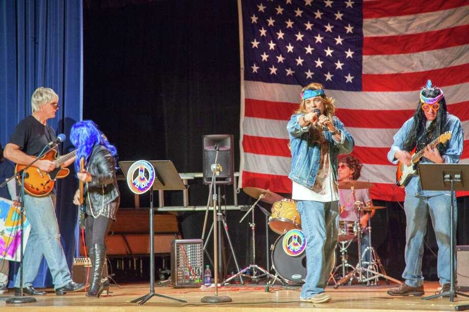 The Reading Rocks fundraising read-a-thon is underway at Cider Mill and Miller-Driscoll schools. One of the highlights of the program is Dress Like A Rock Star Day on Jan. 24. Photo: Contributed Photo / Wilton Public Schools / Wilton Bulletin Contributed