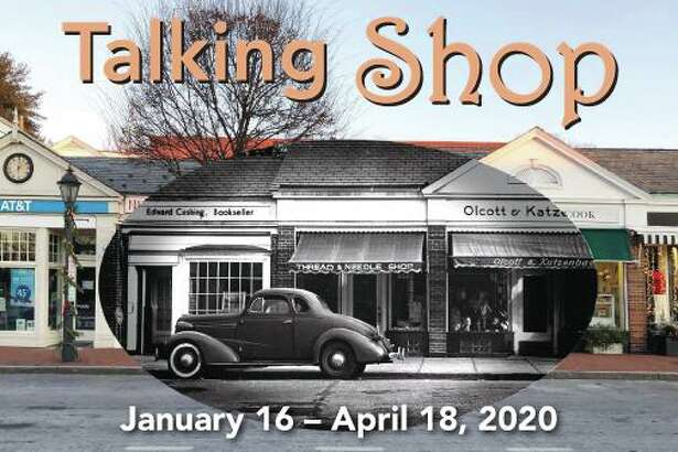Curator, antique dealer and former New Canaan shop owner, Patricia Funt Oxman will lead gallery discussions on The New Canaan Museum & Historical Society's new exhibition Talking Shop.