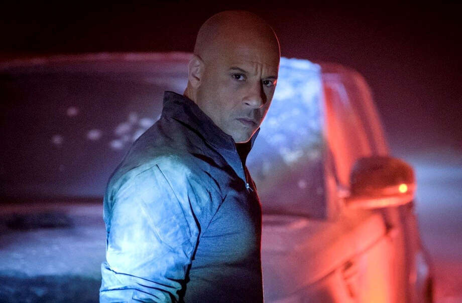 """Bloodshot"" stars Vin Diesel as an indestructible former soldier trying to piece together his past. Photo: Graham Bartholomew/Sony / Sony"