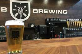 Longtab Brewing currently has three of its beers available at the bar and has room to expand to 12 different kinds on the tap line.