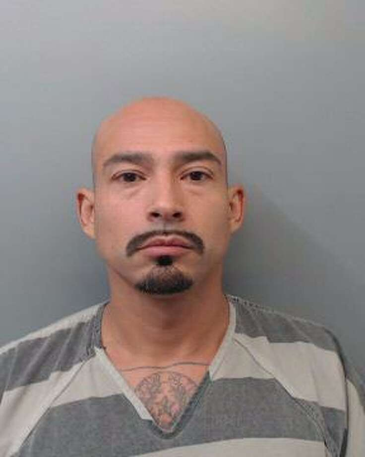 S. Marshals arrested Justin David Lopez, 39, on Friday. He is accused of fatally shooting Isaac Ybarra, 34, in Edna, Texas, on Nov. 5. Photo: Courtesy