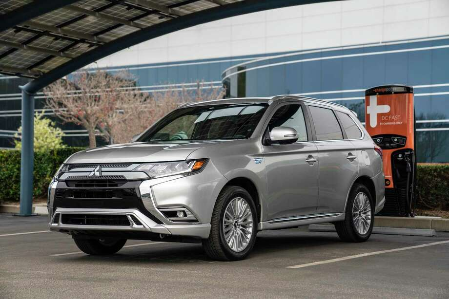 The 2020 Mitsubishi Outlander PHEV features less cargo space due to the lithium ion battery pack. Photo: Mitsubishi Pressroom/ Contributed Photo / Mitsubishi / ©2019 Mitsubishi