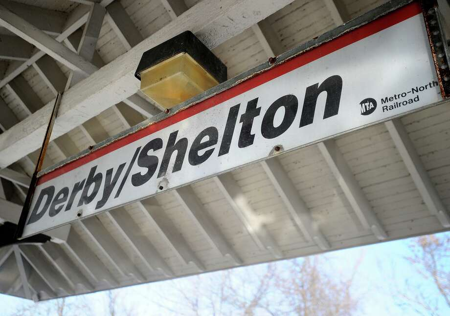 The Derby/Shelton station on the Metro North Waterbury branch rail line in Derby, Conn. on Tuesday, February 14, 2017. Photo: Brian A. Pounds / Hearst Connecticut Media / Connecticut Post