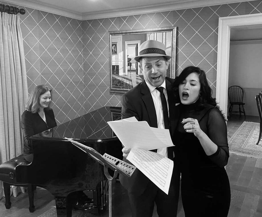 The Duane & Dany Show will be on Jan. 18 at 8 p.m. at the Ridgefield Theater Barn, 37 Halpin Lane, Ridgefield. Tickets are $35. For more information, visit ridgefieldtheaterbarn.org. Photo: Contributed Photo