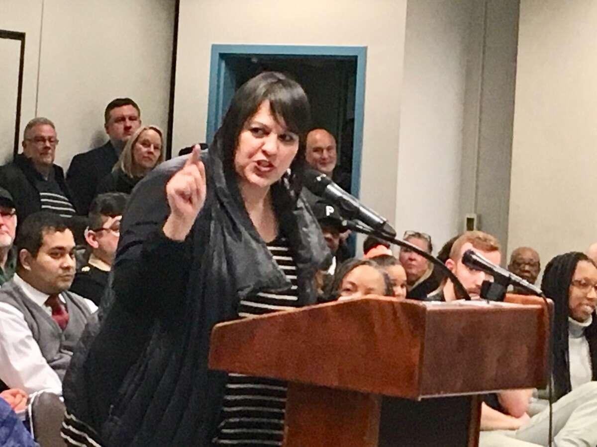 City Councilman Maria Pereira was unsuccessfully Monday in trying to convince her fellow members to enact 21 changes to the budget which would have saved at least $2 million.