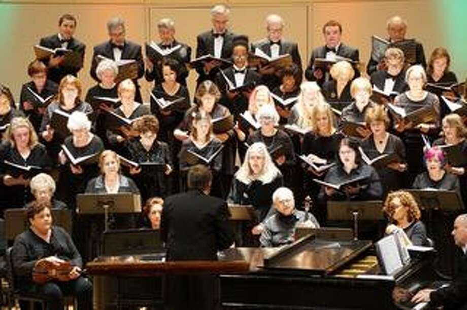 The Norwalk Community Chorale is inviting all who love to sing to join the four-part chorus in preparation for a spring concert scheduled for May 30. Photo: Brian Burgess / Contributed Photo