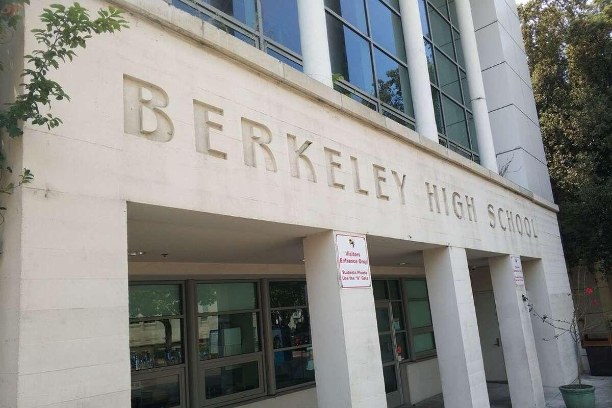 Berkeley High School is the only public high school in the city of Berkeley, Calif.