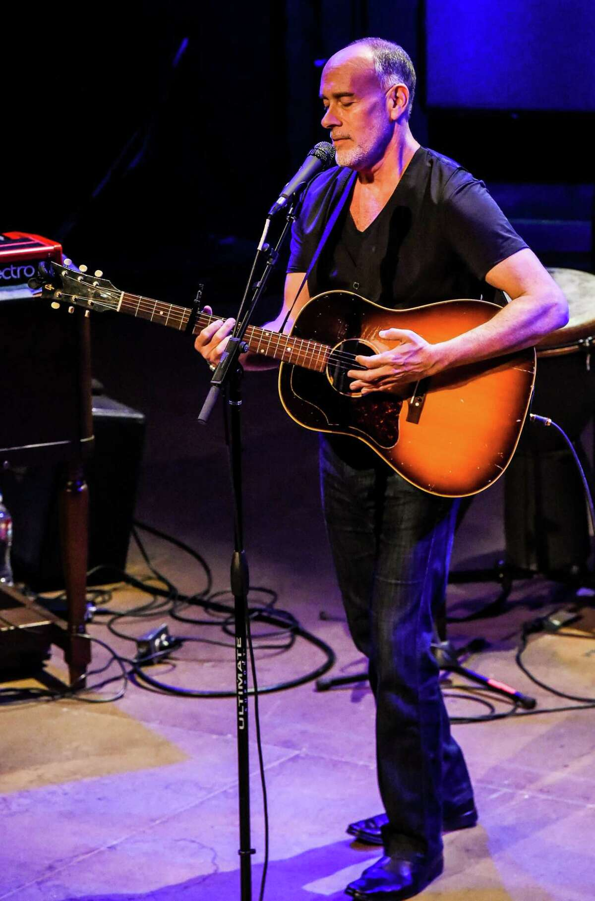 Marc Cohn performs two shows at Fairfield Theatre Company's StageOne Jan. 24.