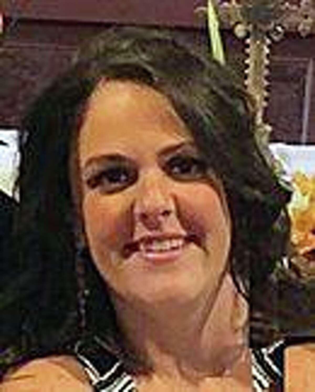 A photo of Jessica Kozlowski, 38, of Shelton, Conn., provided with her obituary.
