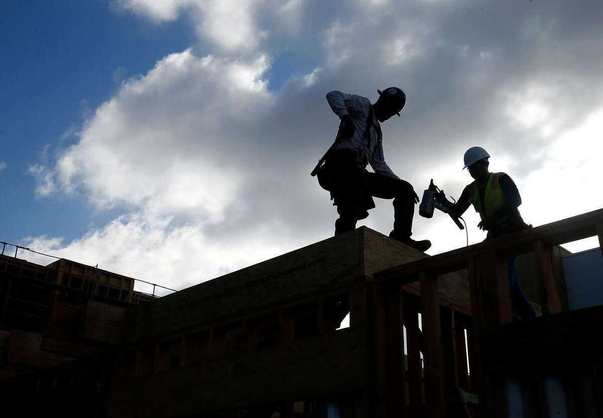 Construction workers are among the professions that are still affected by the California gig-work law AB5, experts say.