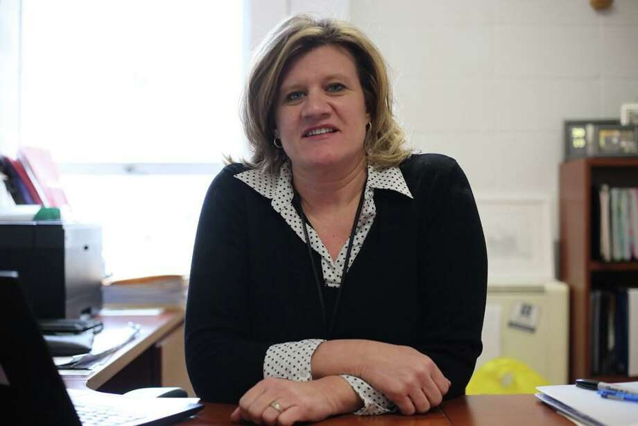 Wendy Neil was named the new principal at Immacuate High School on Jan. 14, 2020. Photo: Contributed Photo / Contributed / The News-Times Contributed