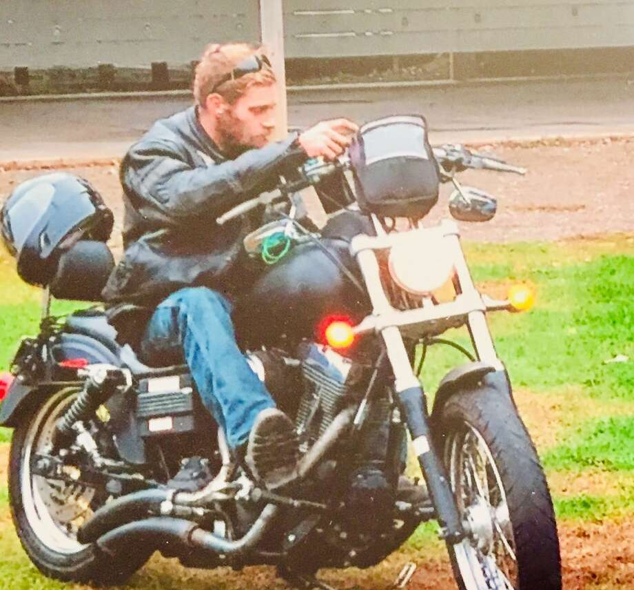 Michael P. Ahern was a member of the Rolling Pride motorcycle club. Photo: Saratoga County Sheriff's Office