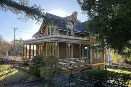 Boyd Gate House in San Rafael.