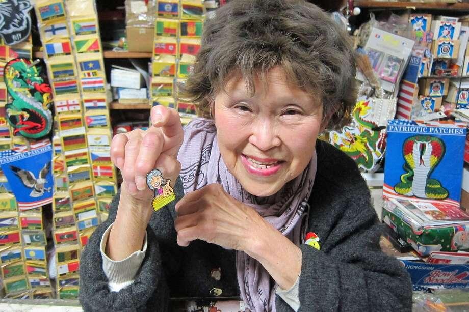 Proprietor Su Lee has run her business since 1967. Photo: Josh Ellingson