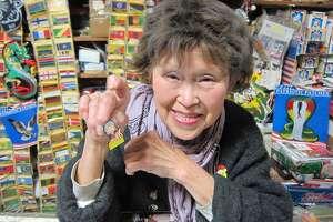 Proprietor Su Lee has run her business since 1967.