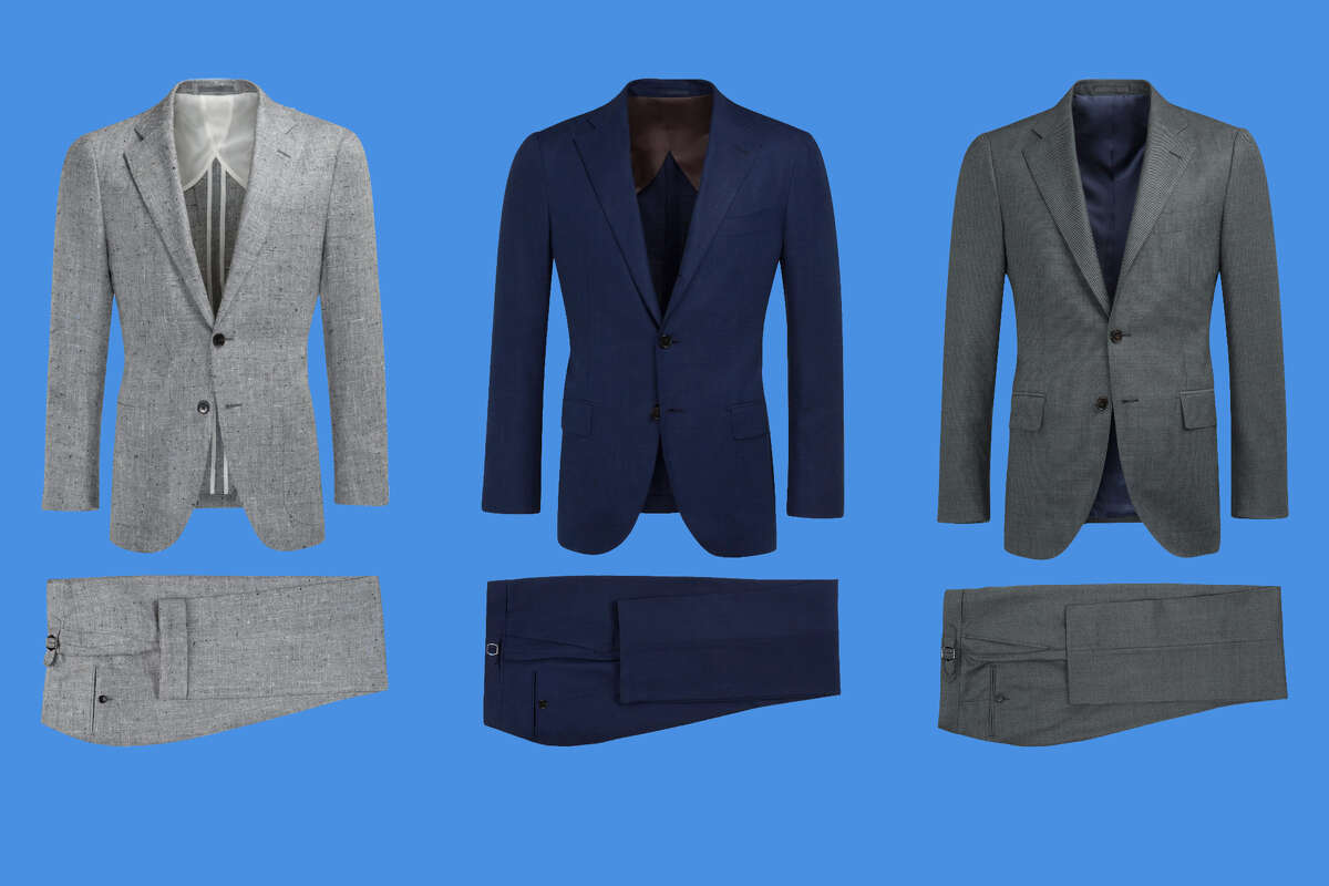 SuitSupply's outlet sale has some suits up to 50 percent off.