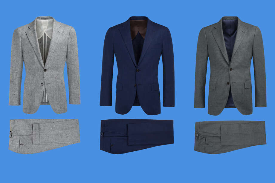 SuitSupply's outlet sale has some suits up to 50 percent off. Photo: SuitSupply/SFGATE