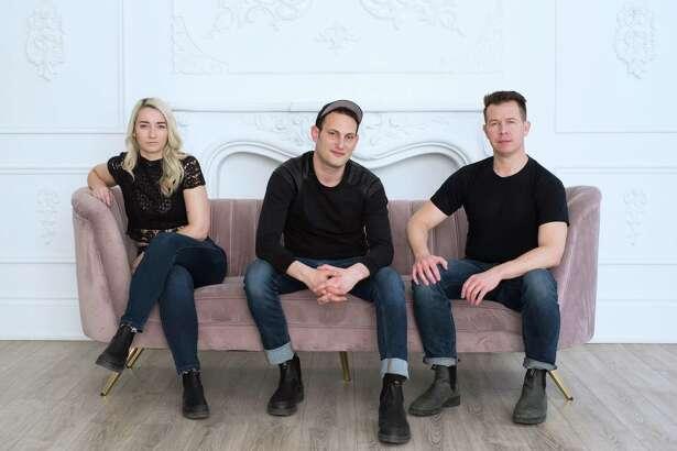 "The musical writing team of ""Grow"" are Colleen Dauncy, Akiva Romer Segal and Matt Murray."