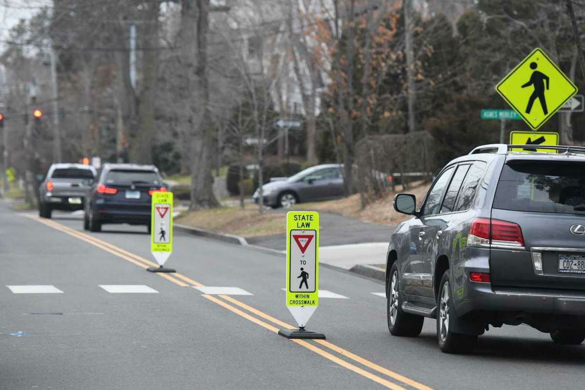 A pedestrian was struck by a vehicle on Jan. 8. A fatal collision took place in the same area just under two years ago.