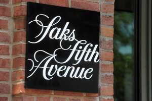 Saks Fifth Ave, 200 Greenwich Ave. in Greenwich, Conn. Aug. 15, 2019.
