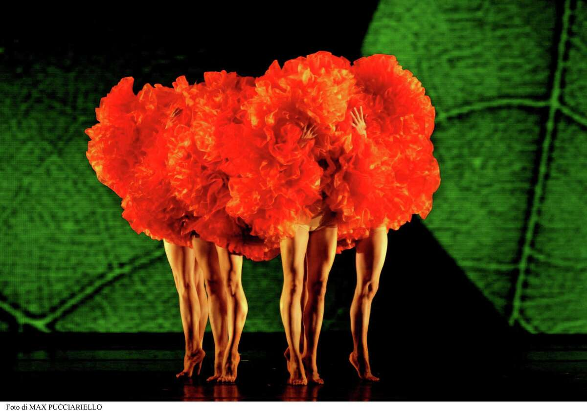 The Warner Theatre will welcome MOMIX to the Main Stage Jan. 18-19, presentinga 40th anniversary season performance.