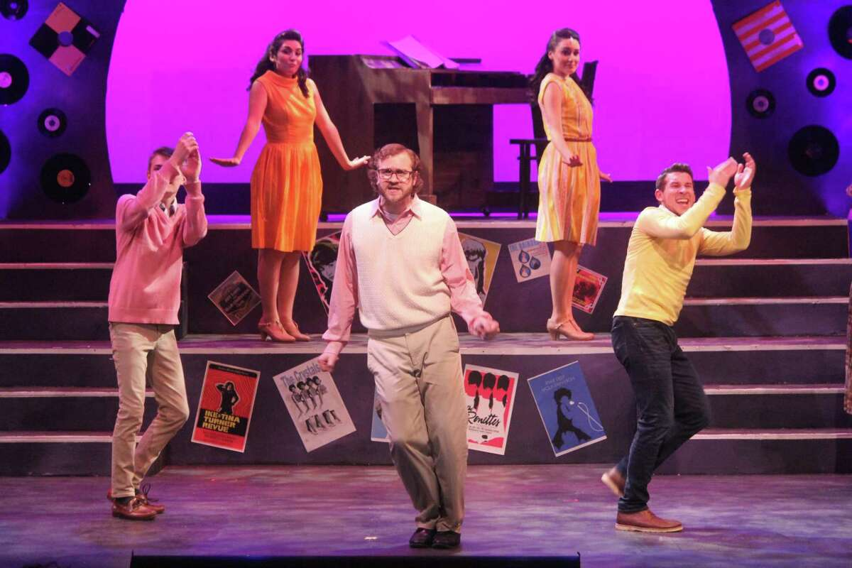 """Seven Angels Theatre in Waterbury is staging the musical, Leader of the Pack."""""""