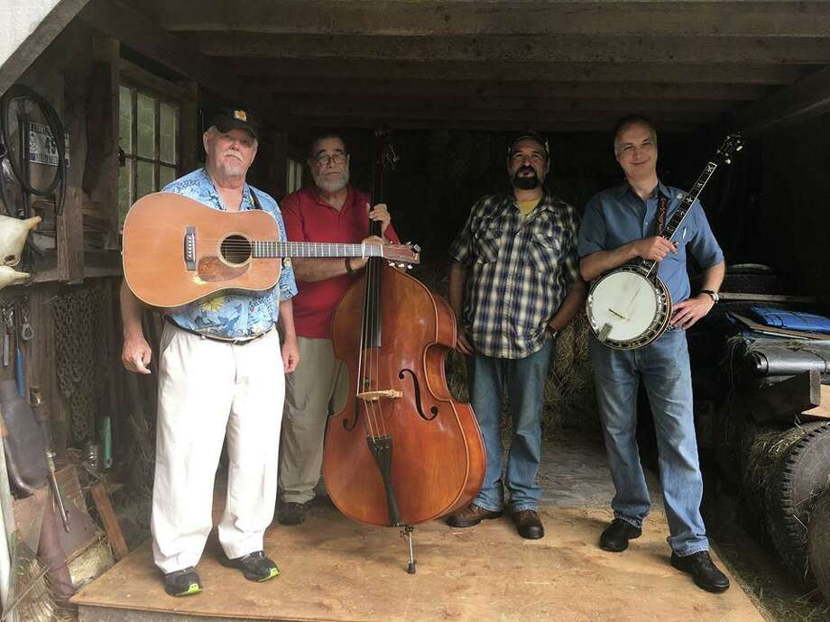 The Restless Mountain Bluegrass Band performs Jan. 17 at the Buttonwood Tree in Middletown. Photo: Contributed Photo /