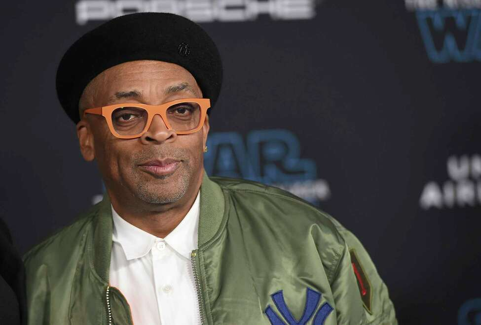 FILE - In this Dec. 16, 2019 file photo, Spike Lee arrives at the world premiere of