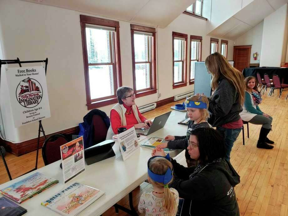 Over 300 Benzie County children signed up for the Dolly Parton Imagination Library in 2019, a program facilitated by the Advocates for Benzie County intended to emphasize the importance of reading to young children. (Courtesy photo)